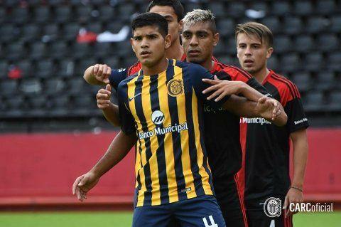 Por la huella del Loncho. Nahuel Gómez reconoció el gran esfuerzo de su madre para que él jugara.