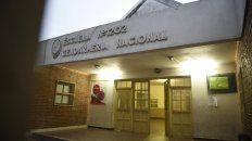 El hecho se produjo en la escuela 1202 de Constitución al 3270.