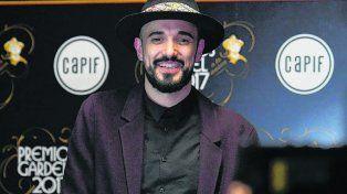 Abel Pintos hoy