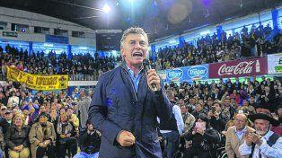 resistencia. Macri fue ayer a Corrientes
