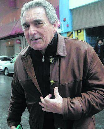 El rosarino Juan Carlos Schmid.