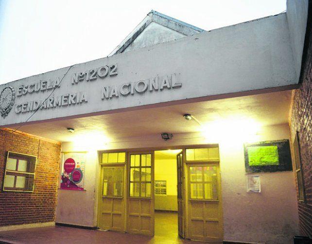 El lugar. La escuela de zona sudoeste donde habría ocurrido el abuso.