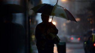 Rosario y la región esperan una jornada con mal tiempo. Mañana
