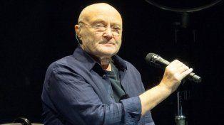 Phil Collins sufrió un accidente en un hotel de Londres y fue hospitalizado