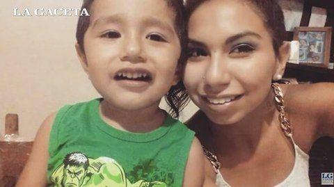 atroz. Amil y su mamá Alejandra murieron envenenados por el novio.