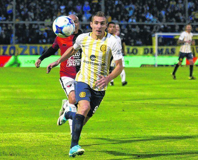 El referente canalla se refirió a la importancia que tiene Maxi para el fútbol rosarino.