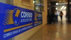 El Correo Argentino fue el encargado de repartir las urnas y boletas.