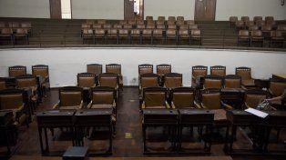 El recinto espera la llegada de los nuevos concejales. (Foto de archivo)
