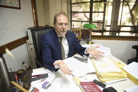 defensor regional. Gustavo Franceschetti dijo que su compromiso es la lucha contra la violencia institucional.