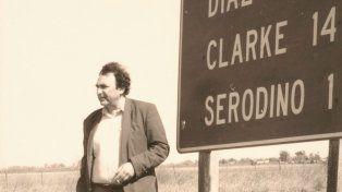 Cálida evocación del escritor nacido en Serodino