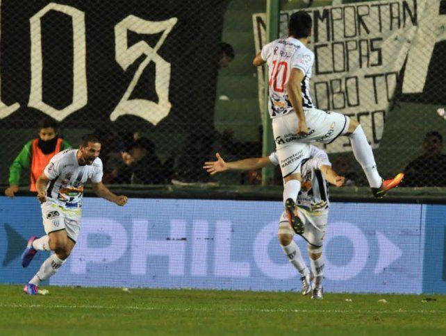 Sorpresa. Pacífico sorprendió y eliminó a Estudiantes de la Copa Argentina.
