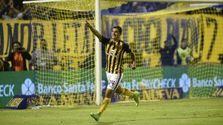 Lovera es uno de los juveniles más considerados por el DT. Convirtió un gol en el año