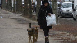 La ropa de abrigo deberá estar al alcance de todos porque se registrarán bajas temperaturas.