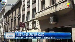 Stolbizer denunció que Cristina es la dueña oculta  de un hotel porteño