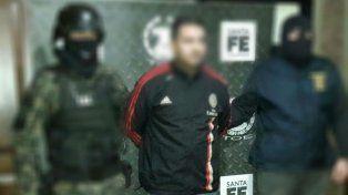 La foto de Alita fue difundida por el Ministerio de Seguridad.