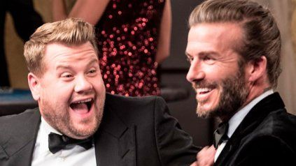 La hilarante audición de David Beckham para el papel de James Bond
