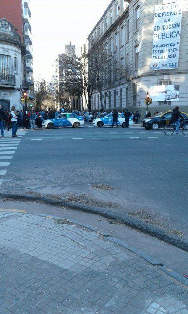 Tensión en la zona del Instituto Politécnico por dos amenazas de bomba falsas