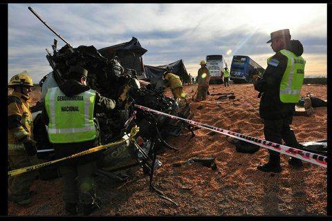 drama nacional. Un ciudadano muere cada dos horas a bordo de un vehículo en una calle o carretera del país.