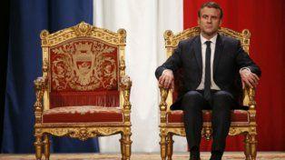 Macron, a las puertas de una mayoría en el Parlamento