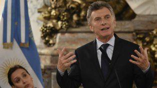 Macri apuntó contra la industria de jucios laborales