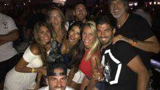 las fotos de messi y sus amigos disfrutando de la fiesta nocturna en ibiza