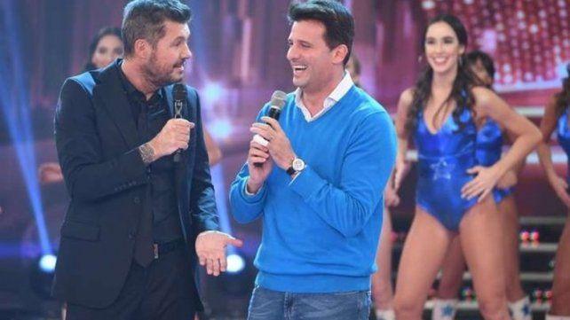 Tinelli fue secundado por José María que cumplió su sueño de conducir ShowMatch
