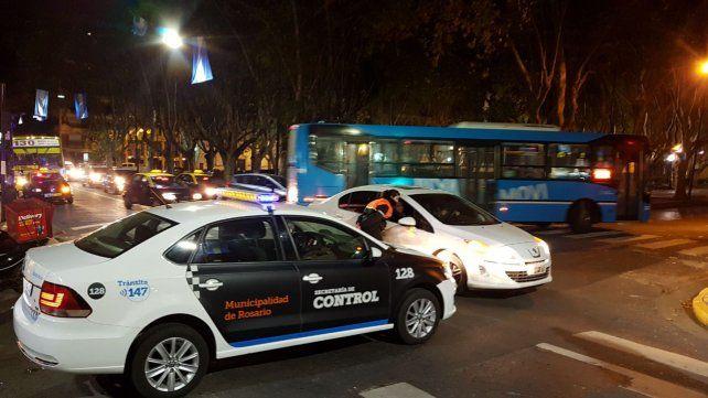 La congestión del tránsito ya se empezó a notar esta noche