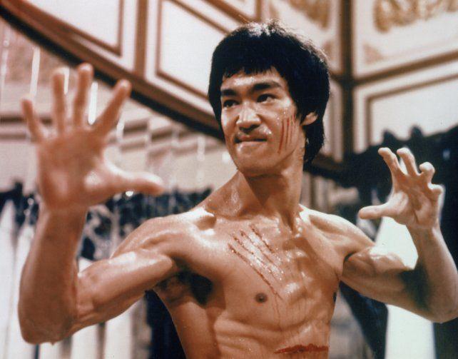 Trascendió una filmación inédita de una pelea real de Bruce Lee