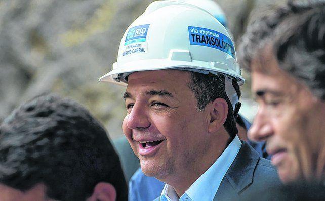 felicidade tem fim. El gobernador carioca en sus tiempos de oro