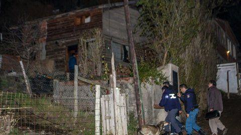 san martín de los andes. La tragedia ocurrió en el barrio Vega Maipú.