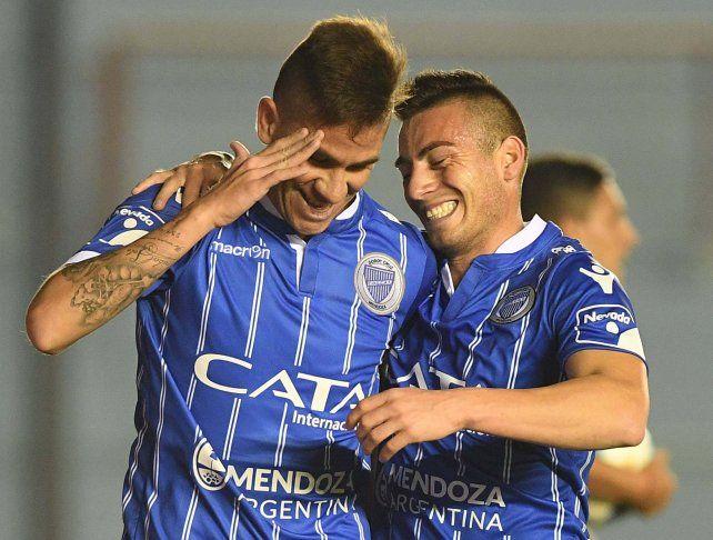 Godoy Cruz goleó a Santamarina y será rival de Newells en la Copa Argentina