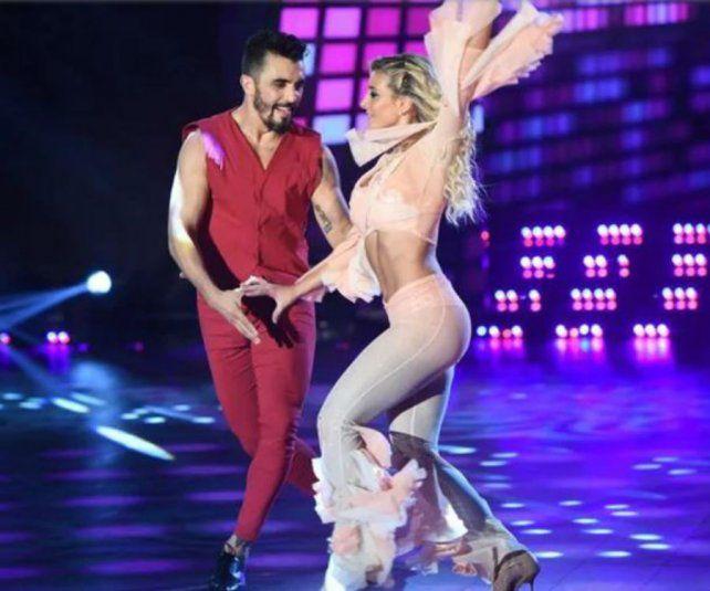 Sol Pérez cautivó con su simpatía y belleza en su esperado debut en el Bailando