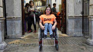 Betania Gallo padece el síndrome de regresión caudal desde que nació.