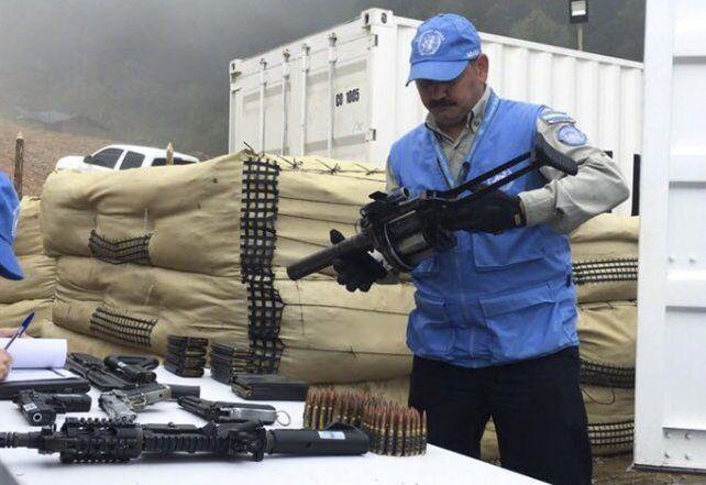 Fin del conflicto. Tras el acuerdo de paz