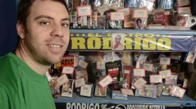 El día que el Potro Rodrigo ingresó al libro de los Records Guinness