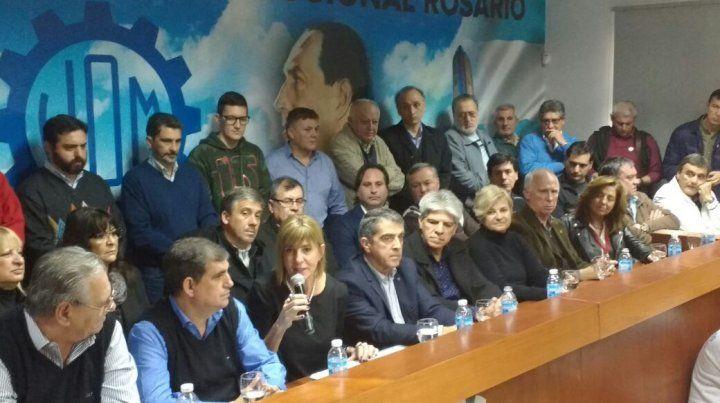 Alejandra Rodenas lanzó su candidatura a diputada nacional por el PJ