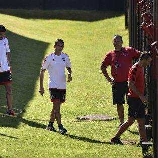 A boxes. Maxi podrá reaparecer ante Belgrano. Nacho si estará frente al granate.