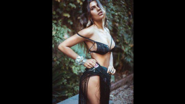 Una ex Rebelde Way hizo una infartante producción para la revista Playboy