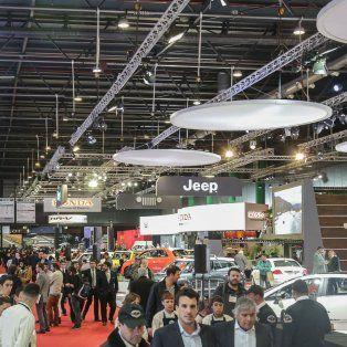 Rum rum. En los casi de 30.000 m2, las automotrices radicadas en el país y más de trece firmas importadoras exhibieron numerosos lanzamientos de nuevos modelos.