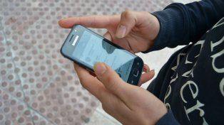 Desagradable sorpresa. La afectada relató a La Capital que llegó a recibir 70 mensajes por día.