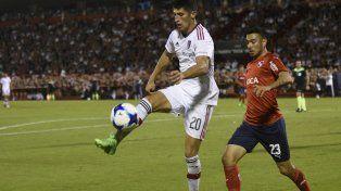 Amoroso vuelve al equipo titular. (Foto de archivo)