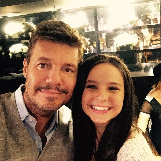 En el Día del Padre, Juanita Tinelli publicó una foto de su papá vestido de mujer