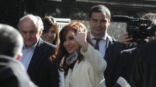 interrogantes. La ex mandataria presentará Unidad Ciudadana en Arsenal de Sarandí, pero sigue la incertidumbre sobre su candidatura.