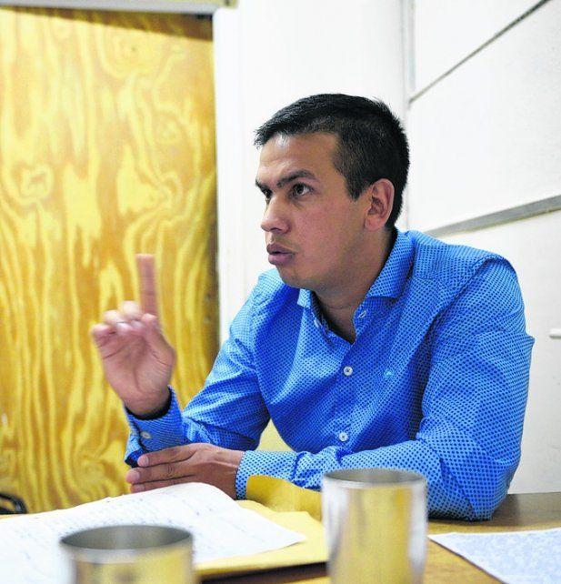 acusado. Monchi Cantero se declara inocente del crimen de Lourdes. .