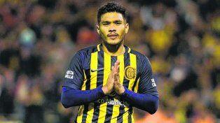 Con los días contados. En Barranquilla aseguran que Teo jugará en Junior.