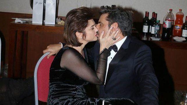 Las fotos de Araceli que festejó sus 50 años con una fiesta íntima después de los Martín Fierro