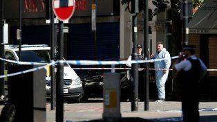 Un muerto y diez heridos en un nuevo atentado terrorista en Londres
