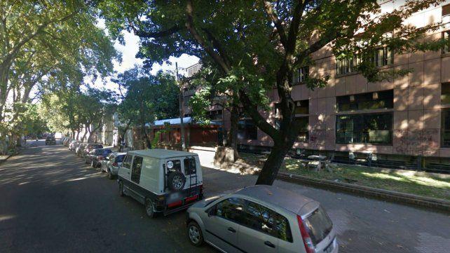 Un hombre murió por hipotermia en inmediaciones de la Facultad de Medicina