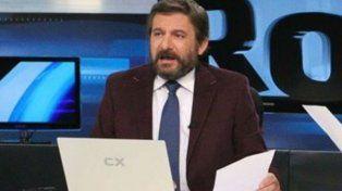 Lotuf retornará al noticiero que cada noche transmite Canal 3.