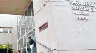 público. El juicio oral se realizó en los Tribunales de San Lorenzo.
